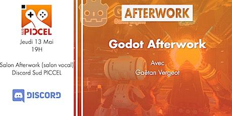 Sud PICCEL - Godot Afterwork avec Gaëtan Vergeot billets