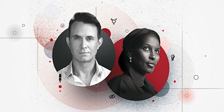 Navigating the culture wars with Douglas Murray and Ayaan Hirsi Ali tickets