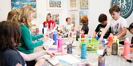 Half Term Art Camp tickets