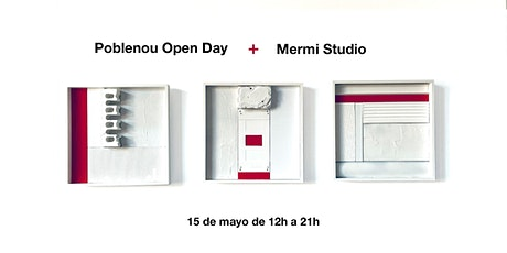 POBLENOU URBAN DISTRICT - MERMI STUDIO OPEN DAY entradas
