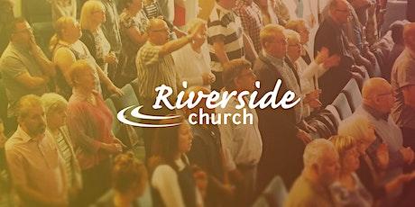 Sunday 16th May 2021 @ Riverside tickets