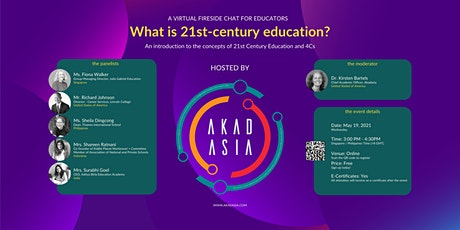 Webinar: What is 21st Century Education? tickets