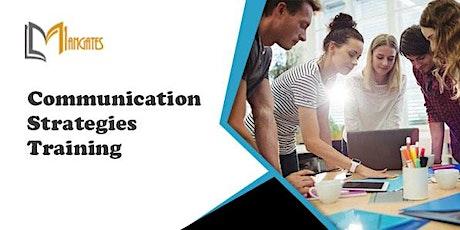 Communication Strategies 1 Day Virtual Live Training in San Luis Potosi ingressos