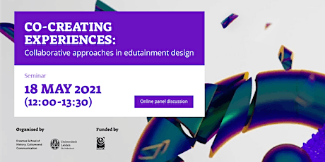 CO-CREATING EXPERIENCES: Collaborative approaches in edutainment design tickets