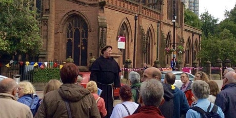 Half Term History - Walking Guided Tour of the UK City of Culture Coventry tickets