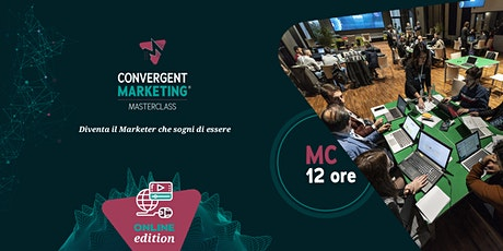 Maggio  - Convergent Marketing® MasterClass | MC12 | Convergent Marketer biglietti