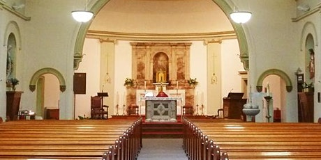 Mass: SUNDAY, 16 May, 6.30pm - St Columba's tickets