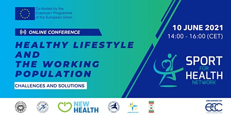 Healthy Lifestyle and the Working Population – Challenges and Solutions tickets