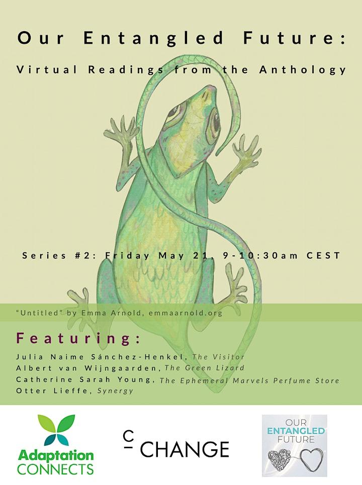 Our Entangled Future  - Virtual Readings image