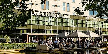 Laatste terras-event voor de zomer bij Dutch Design Hotel Artemis tickets