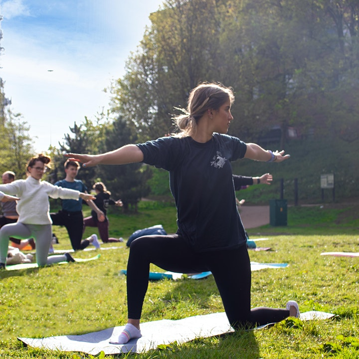 MeadowSide Manchester's Yoga in the Meadow image