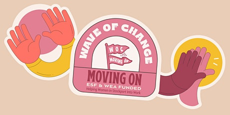 Wave of Change Drop-in - Startpoint Woodley tickets