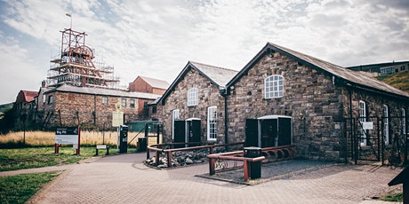 Mynediad: Big Pit Amgueddfa Lofaol Cymru  | Entry: Big Pit Coal Museum tickets