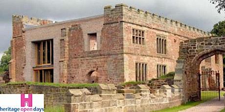 Astley Castle, Warwickshire Public Open Days tickets