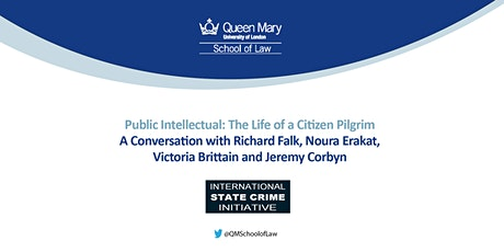 Public Intellectual: The Life of a Citizen Pilgrim... tickets