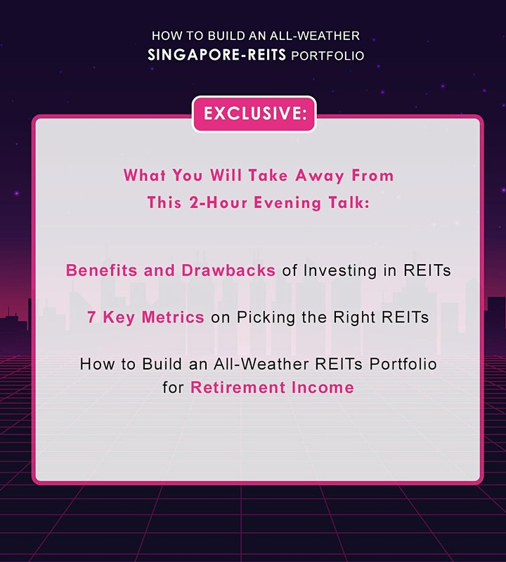 How to Build an All-Weather S-REITs Portfolio image