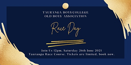 TBC Old Boys' Association Race Day tickets