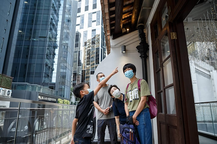 【Brand New Youth】【後。生】Public Guided Tour  公眾導賞團 image