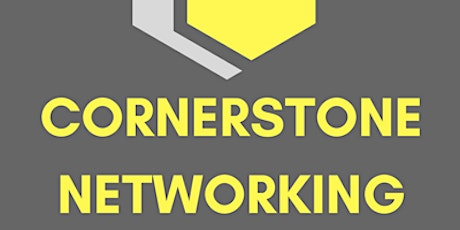 Cornerstone Networking Meeting (Zoom) 20-5-21-21 tickets