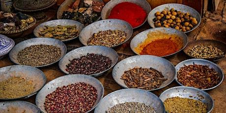 Indian cuisine Cook-along FUNDRAISER tickets