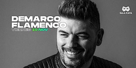Concierto de Demarco Flamenco - Sala Kaya (Madrid) entradas