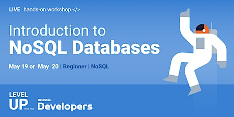 Cloud-native Workshop - Introduction to NoSQL Databases! tickets