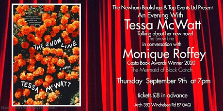 Tessa McWatt in conversation with Monique Roffey tickets
