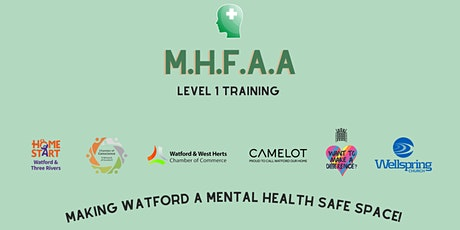 Mental Health First Aid Awareness Training tickets