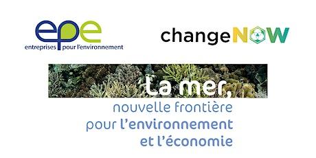 La mer, nouvelle frontière pour l'environnement et l'économie billets