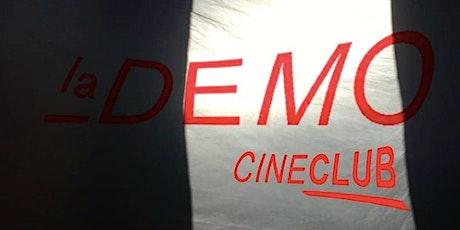 CINECLUB entradas