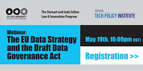 The EU Data Strategy and the Draft Data Governance Act tickets