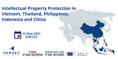 IP Protection in Vietnam, Thailand, Philippines, Indonesia and China tickets