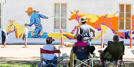 Pave The Way To Gular Street Arts Festival tickets