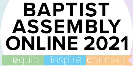 Screening of the Baptist Assembly Worship Service and Children's Ministry tickets