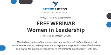 Women in Leadership - Chapter 1: Introduction tickets