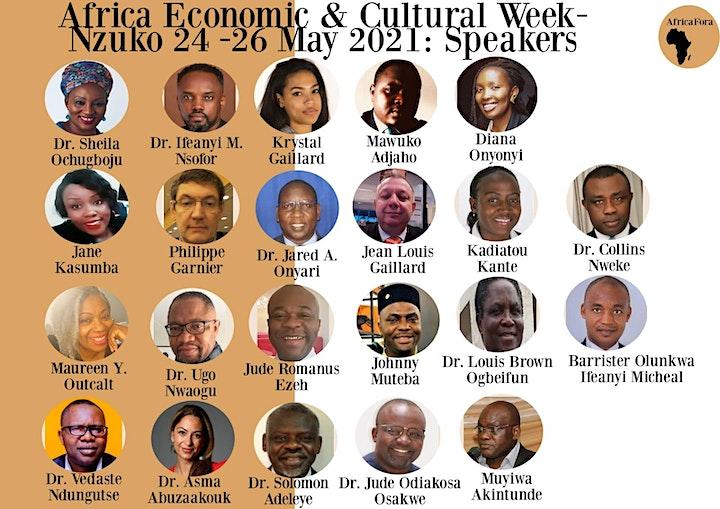 Africa Economic & Cultural Week image