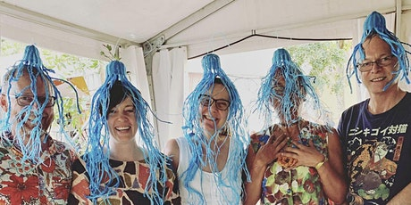 Wish Upon a Jellyfish Weaving Workshop for International Students tickets