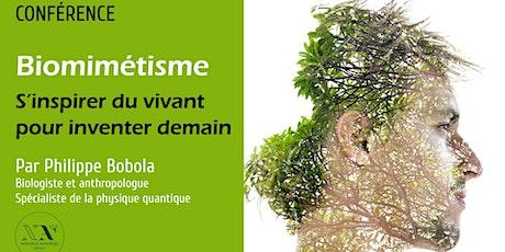 Biomimétisme : s'inspirer du vivant pour inventer demain billets