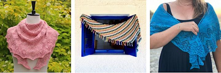 Introduction to Shawl Knitting image