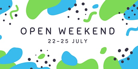 Open Weekend Workshop 10/06 tickets