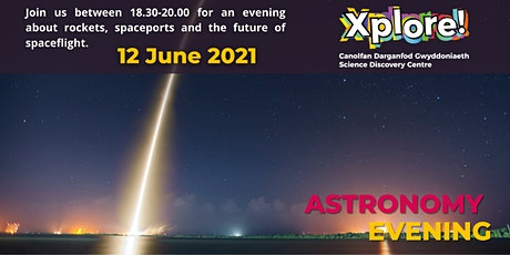 Xplore! Presents Astronomy Club Online - 12th June tickets