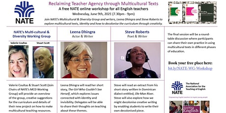 Reclaiming Teacher Agency through Multicultural Texts tickets