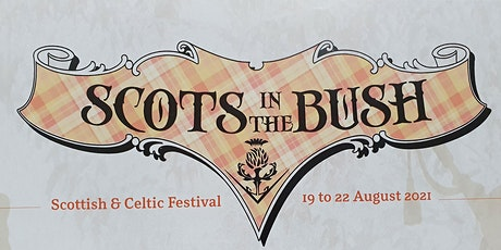 Scots in the Bush 2021 tickets