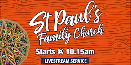Family & Youth Church - 16th May All Age tickets