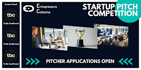 May Pitch Competition & Networking with Founders and Angel Investors tickets