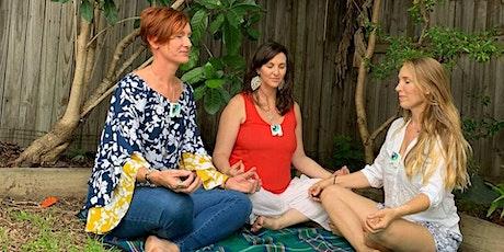 Women's Online Meditation - A Journey through the Chakra's #3 Solar Plexus tickets