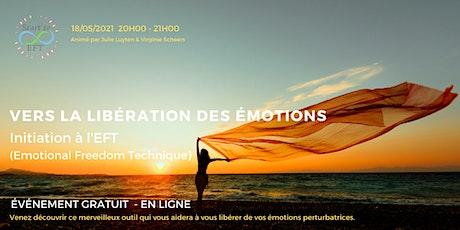 Initiation à l'EFT - Technique de libération des émotions billets