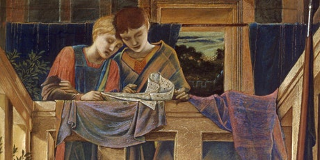 Online Lecture: Edward Burne Jones - Birmingham Legend tickets