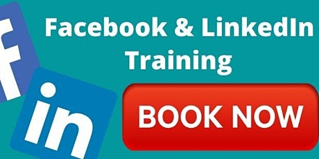 Facebook & LinkedIn Training for Business! tickets