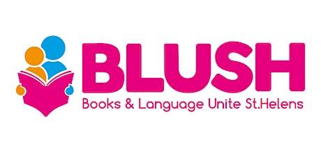 BLUSH - Helping children's speech and language development tickets
